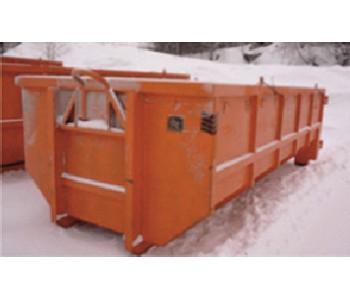 Сменный кузов открытый 15 м3 (лист 3 мм.) МК-15.0000-000