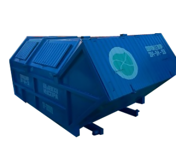 Контейнер для мусора 8 м3 закрытый (универсальный) МК-8У.0000-000