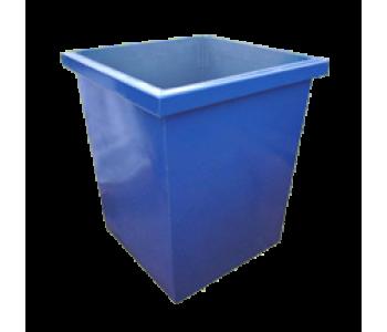 Бак для мусора 0,75 м3 МБ-3/4.0000-00